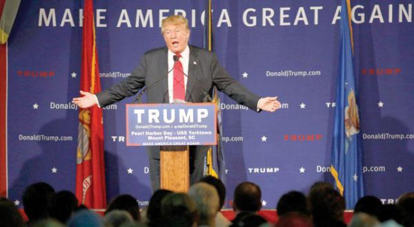 انتقادهای بین المللی از پیشنهاد ترامب برای جلوگیری از ورود مسلمانان به آمریکا