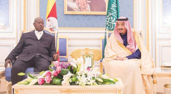 مذاکرات عربستان سعودی – اوگاندا در ریاض
