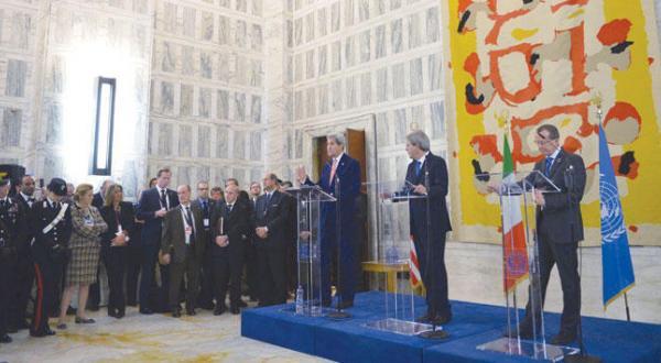 فشارهای بین المللی برای توافق صلح لیبی… سختگیری پارلمان طرابلس
