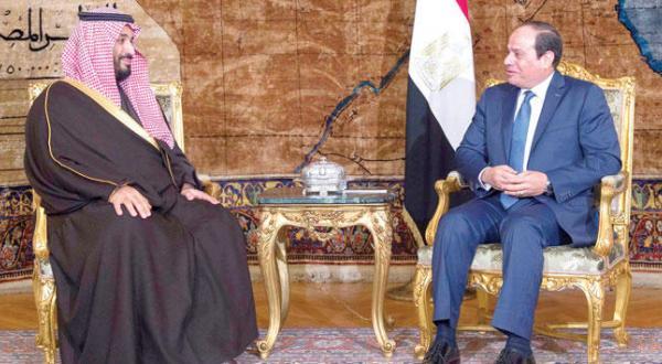 بیش از ۸ میلیارد سرمایه گذاری عربستان سعودی در مصر و نفت به مدت ۵ سال