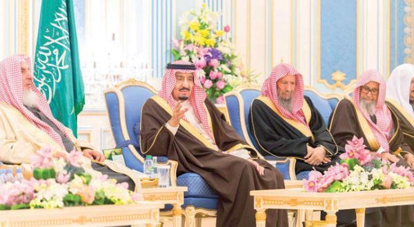 پادشاه عربستان سعودی با پادشاه بحرین ائتلاف اسلامی را مورد بحث قرار می دهند