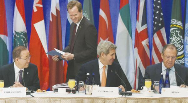 شورای امنیت به نقشه راه برای آینده سوریه را تصویب کرد