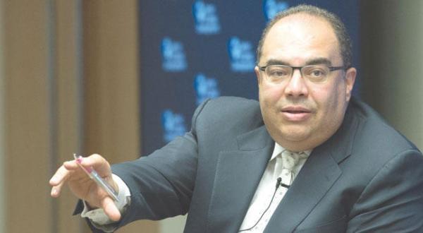 دکتر محمود محیی الدین معاون اول رئیس بانک جهانی