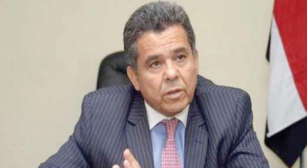 محمد الدیری وزیر خارجه لیبی