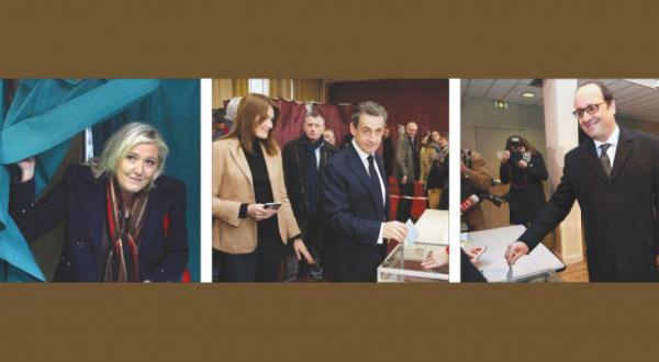 شکست راست گراهای افراطی در فرانسه