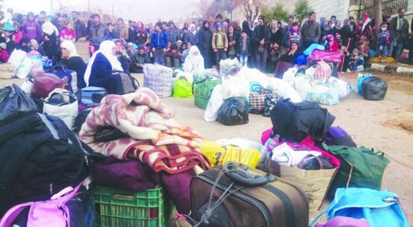 کمک های موقت به مضایا… دعوت به لغو کلی محاصره آن