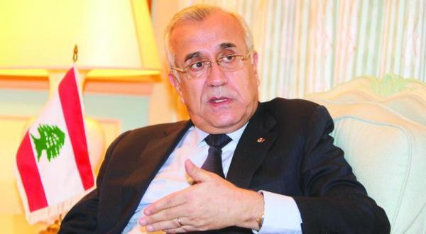 میشل سلیمان رئیس جمهور سابق لبنان