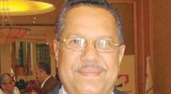احمد بن دغر مشاور رئیس جمهور یمن