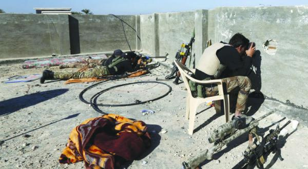 ۵۶ گروه مسلح شیعه وحشت را میان سنی های دیالی گسترش می دهند