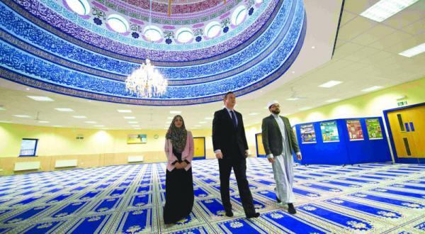 کمپینی انگلیسی برای خارج کردن زنان مسلمان از «انزوای اجتماعی»
