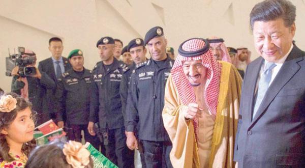 تصمیم عربستان سعودی و چین برای ارتقای روابط خود به «شراکت استراتژیک»