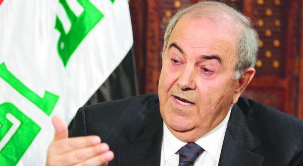 علاوی: عراقی ها به دلیل عملکرد ما بر صدام رحمت می فرستند