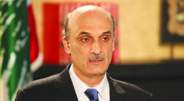 جعجع: کاندید کردن عون از طرف من ائتلاف با او نیست .. و «۱۴ مارس» باقی است