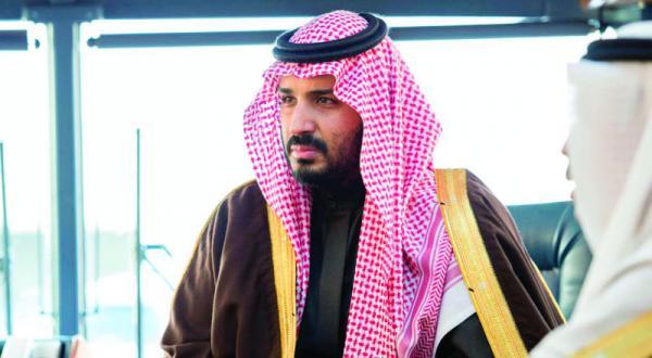 جانشین ولیعهد عربستان سعودی وضعیت جنوب را با فرماندهان نظامی مورد بحث قرار می دهد