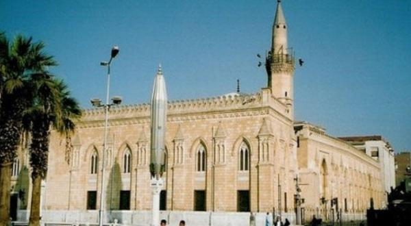 مسجد رأس الحسین علیه السلام در قاهره