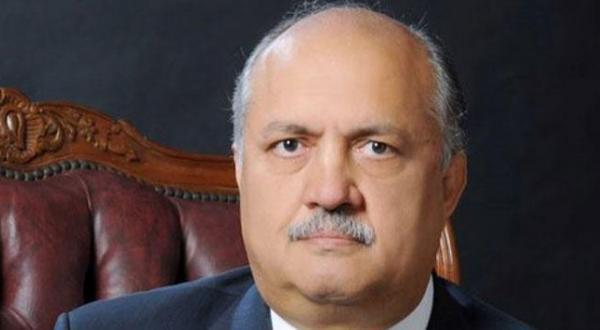 مشعان الجبوری سیاستمدار عراقی