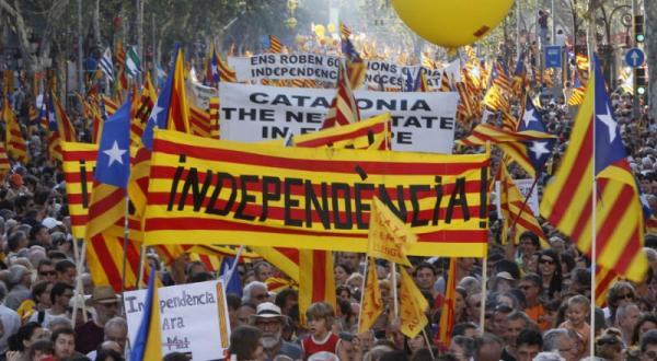 با استفاده از «خلاء» موجود در مادرید… کاتالونیا در حال سرعت بخشیدن به سرعت خود به سمت جدایی