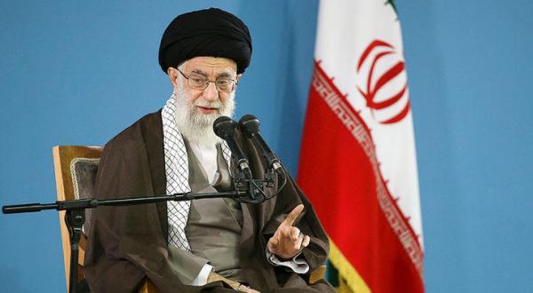 آیت الله علی خامنه ای رهبر ایران