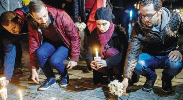 یک راهنمای تور استانبول را از قتل عامی بزرگ تر دور کرد
