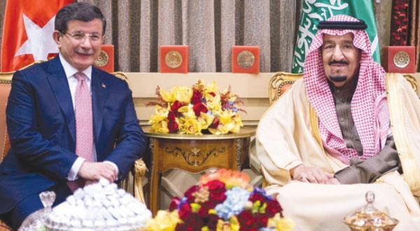توافق عربستان سعودی و ترکیه برای مقابله با {دخالت های ایران}