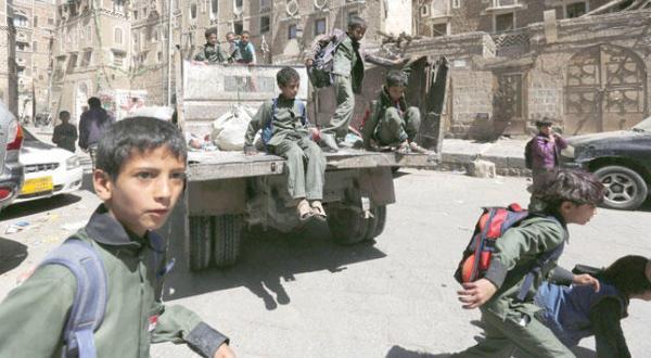 فرمانده «ذخیره» از صالح جدا می شود… نیروهای مشروعیت بر بلندی های صنعا