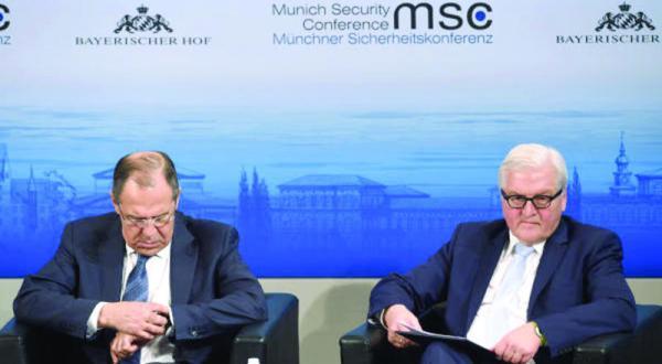کنفرانس مونیخ درباره بحران سوریه