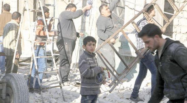 اقدام ترکیه علیه کردها… رویارویی در اعزاز