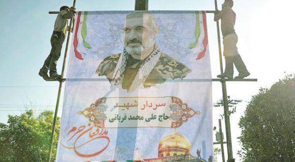 «سپاه پاسداران»: سربازان ما برای حفاظت از مرزهای باورهایمان در سوریه و عراق هستند