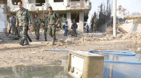 رقابت بین المللی برای موفقیت آتش بس سوریه… الرقه در انتظار