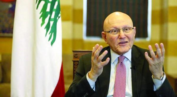 """تمام سلام به """"الشرق الاوسط"""": اختلافات سیاسی در لبنان را دولتهای کوچک فراهم میکند"""
