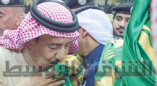 پادشاه عربستان سعودی در «نمایش عربستان» شرکت می کند
