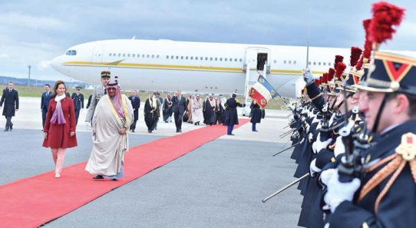 پاریس: روابط فرانسه با عربستان سعودی در دوره طلایی است