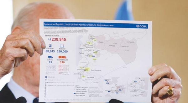 سازمان ملل متحد: ۳ محور برای مذاکرات سوریه.. طی ۱۰ روز