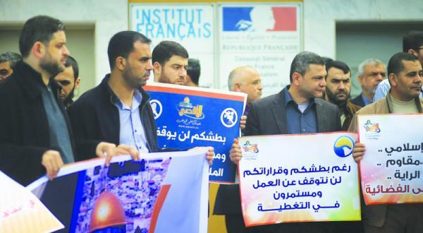 بحران مالی حماس برای اولین بار به شاخه نظامی می رسد