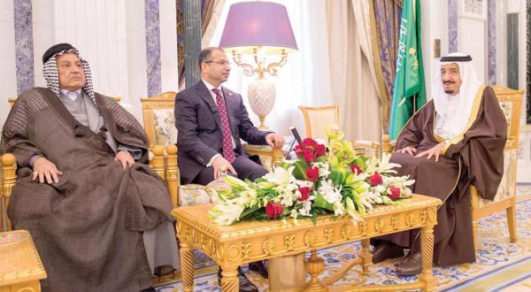 الجبوری به «الشرق الأوسط»: عراق نیازمند اصلاح مسیر است.. روی عرب ها حساب می کنیم