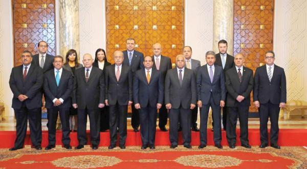 مصر: کابینه دوم اسماعیل شریف با چهره جدید اقتصادی