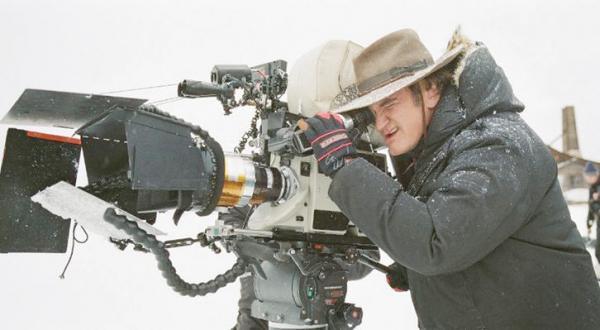 تارانتینو فیلمساز: یک قطره از خون من مراکشی است