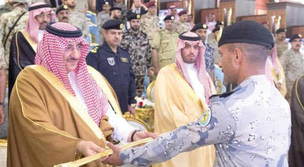 جانشین ولیعهد عربستان سعودی «آکادمی دریایی محمد بن نایف» را افتتاح می کند