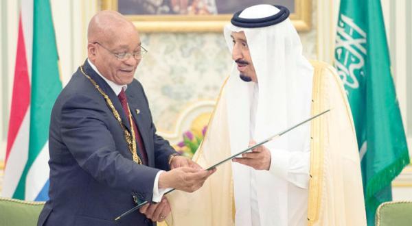 نشست عربستانی- جنوب آفریقایی برای بحث همکاری و مبارزه با تروریسم