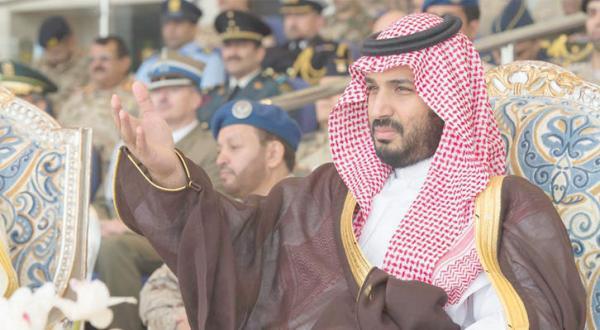 شاهزاده محمد بن سلمان: پادشاه علاقمند به نوسازی نیروهای مسلح است