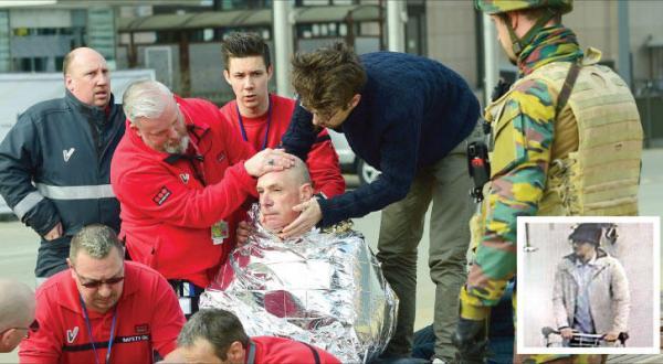 تروریسم بروکسل را فلج می کند