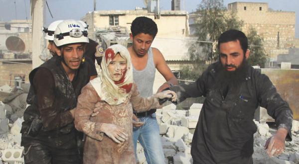 اسد نبرد حلب را با پوشش روسیه و حمایت ایران آغاز می کند