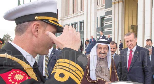 پادشاه عربستان سعودی: «رعد شمال» پیامی برای کسانی است که تلاش می کنند به امنیت ما آسیب بزنند