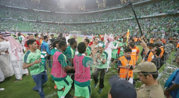 پس از ۳۲ سال.. الاهلی قهرمان لیگ عربستان سعودی شد