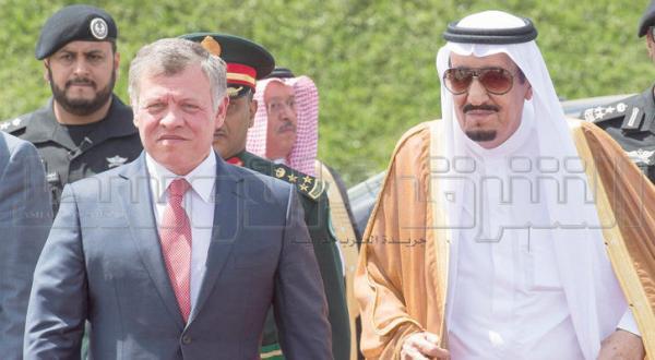 اجلاس عربستان سعودی- اردن تاسیس شورای هماهنگی مشترک را تاج گذاری کند