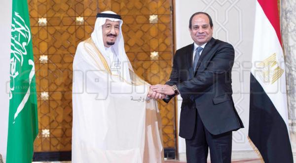 نقش آفرینی عربستان سعودی و مصر