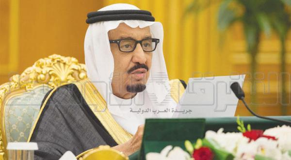 ملک سلمان بن عبدالعزیز آل سعود پادشاه عربستان سعودی