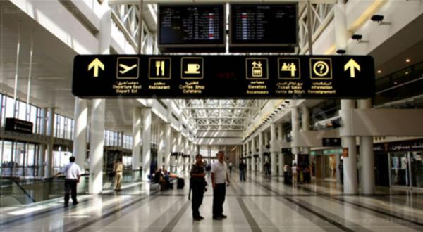 توقیف دو کارمند فرودگاه بیروت به علت تماس با تروریست ها