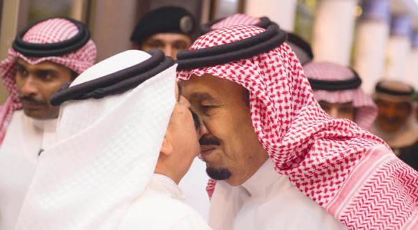 پادشاه عربستان سعودی با پادشاه بحرین دیدار می کند