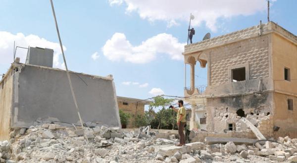 اپوزیسیون: طرحی برای یک دولت علوی به نام «سوریه مفید»